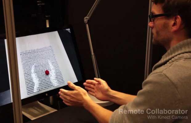 inForm – Une nouvelle vidéo de la table morphing 3D