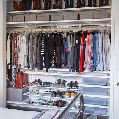 Lovely Bedroom Closet Remodel