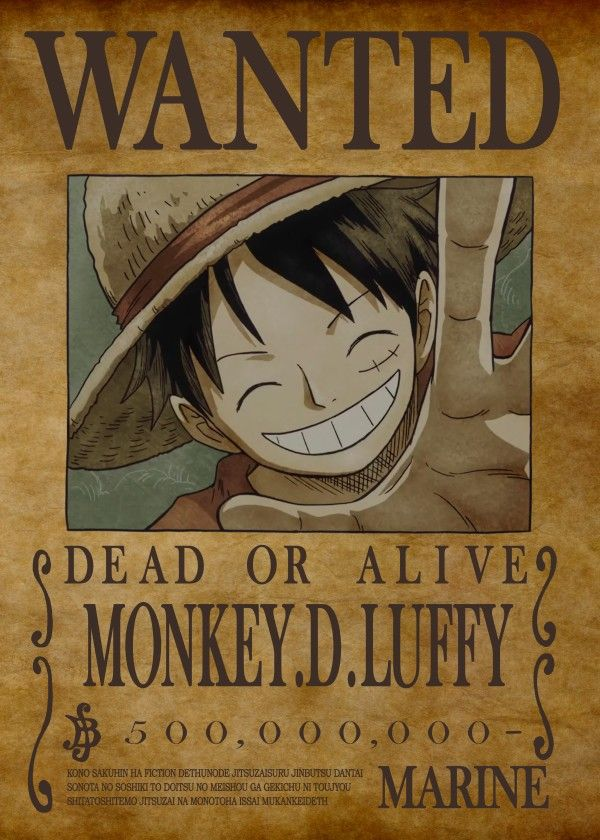 Poster A3 One Piece Nami Recompensa Cartel Se Busca Wanted New Bounty Decor