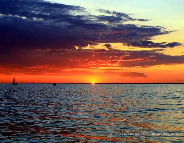 #fireisland #sunset