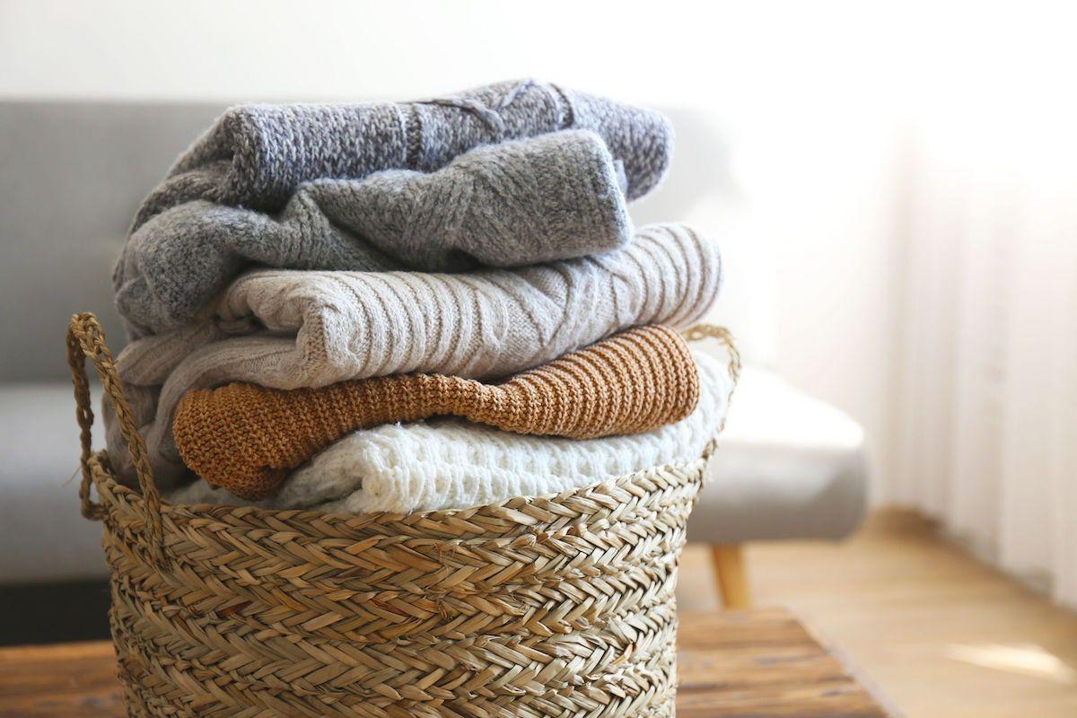第3回 衣替え前に 秋冬のデリケート素材を正しく洗うテクニック 教えて 洗濯ブラザーズ 洗濯 衣替え デリケート