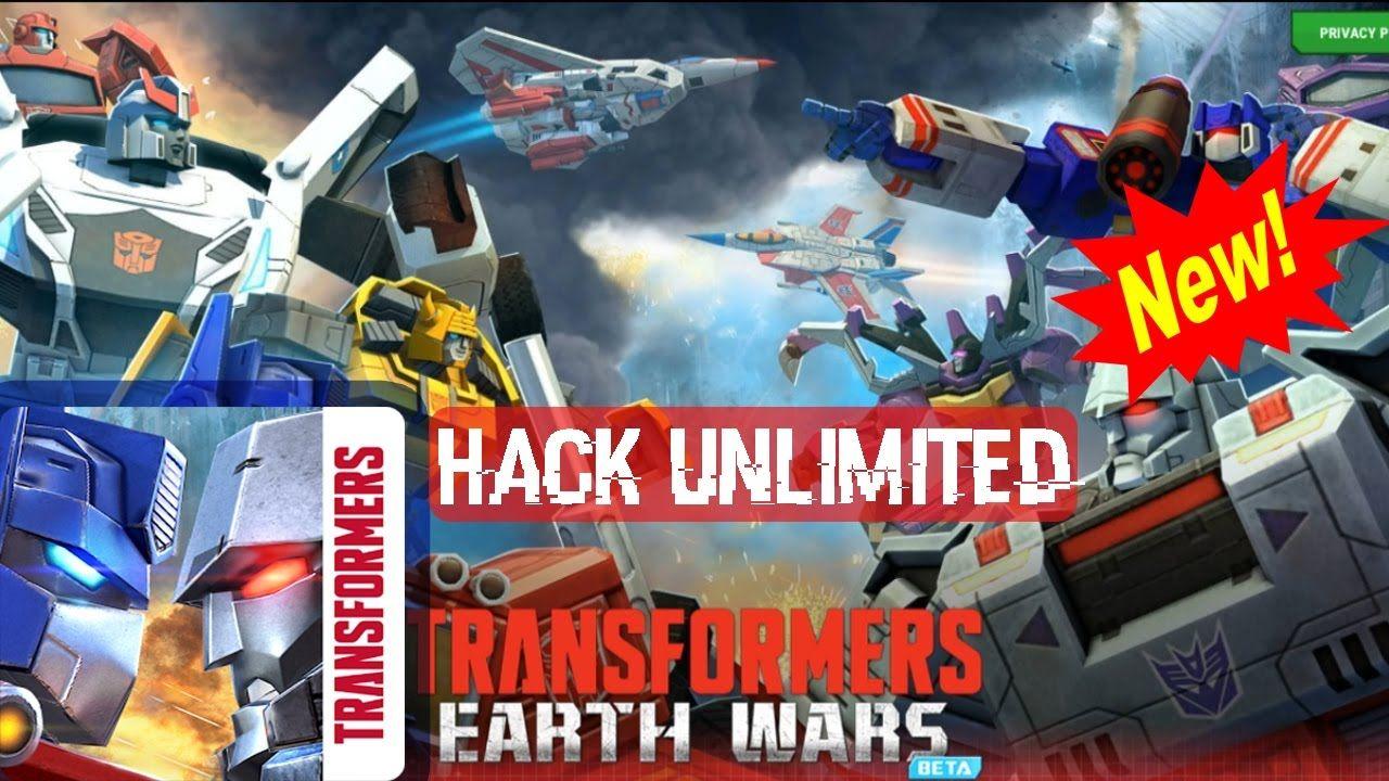 Transformers Earth Wars MOD APK Unlimited Energy v1.42