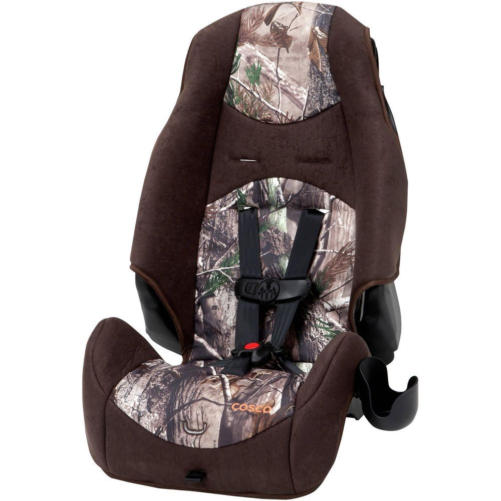 Baby Convertible Car Seat Toddler Kids Highback Booster Realtree Ap Camo 2 In 1 CoscoCarSet