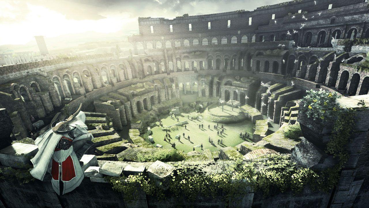 Assassin's Creed Brotherhood | Assassins creed, Assassin's creed ...
