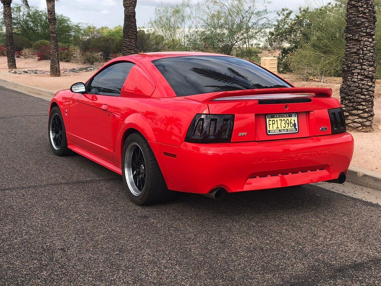 eBay 2000 Ford Mustang 2000 Mustang GT 2V 4 6L TFS Headed Engine