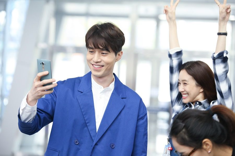 Image result for lee dong wook jung ryeo won drama bts