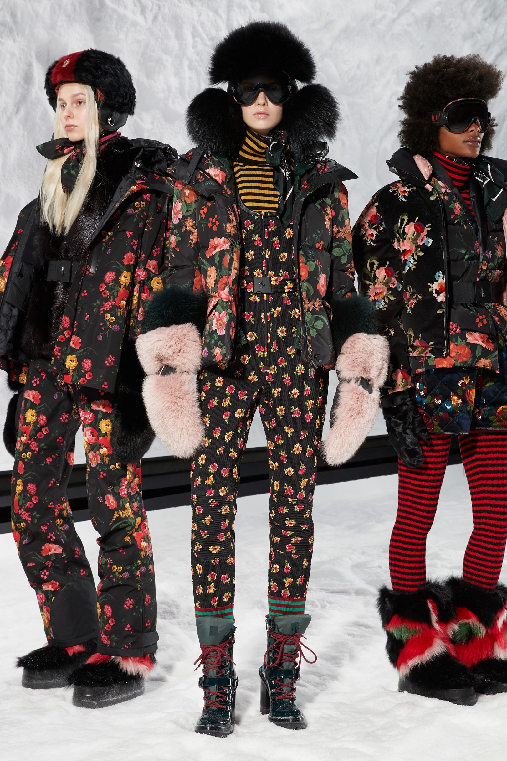 Moncler 3 Grenoble AutumnWinter 2018 Ready To Wear | Fall