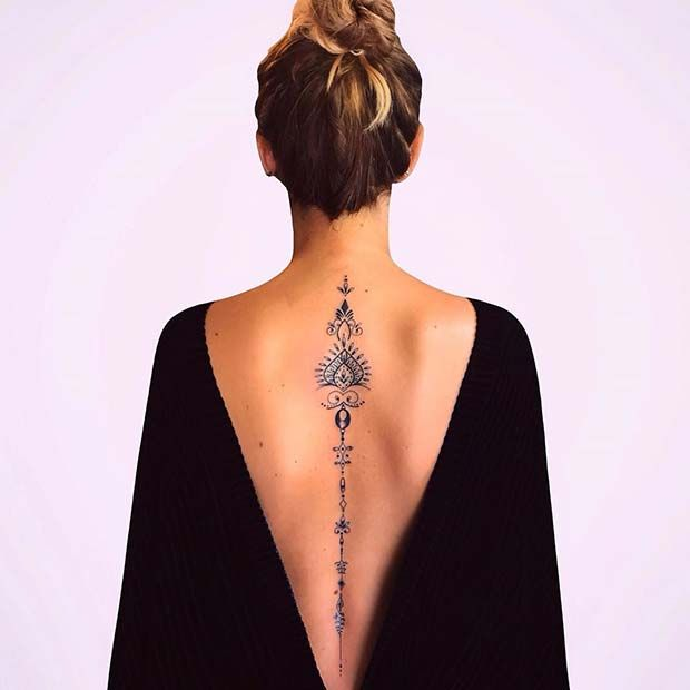 43 Sexy Tattoos for Women You'll Want to Copy | Page 2 of 4 | StayGlam