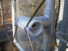 Build Of Gray Hoverman Uhf Antenna Close Up Of Element
