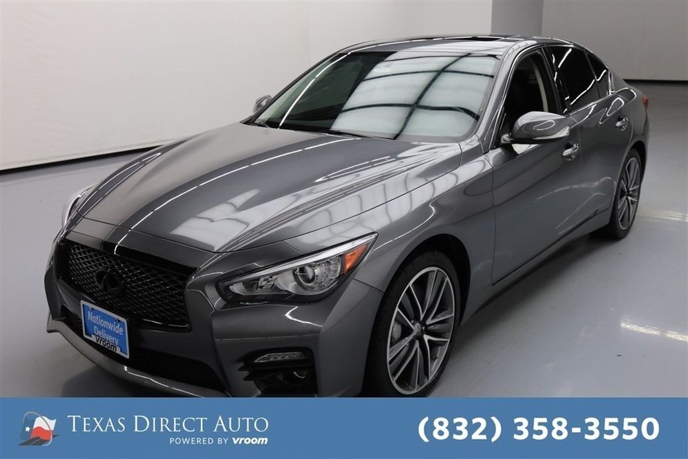 For Sale 2015 Infiniti Q50 Sport Texas Direct Auto 2015