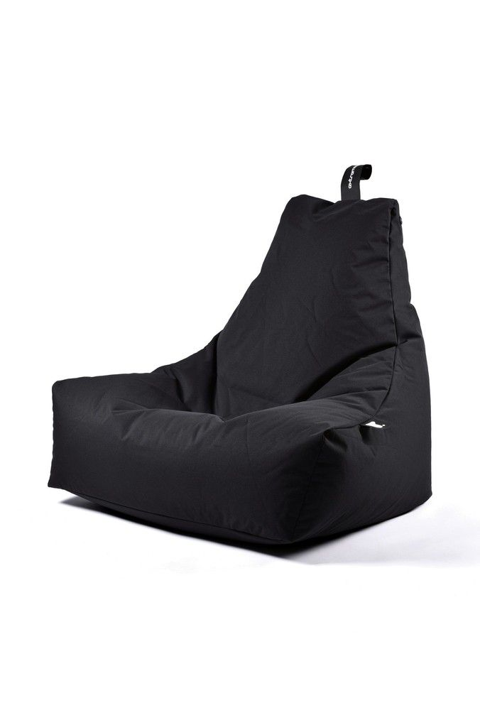 Fantastic Mighty Outdoor Bean Bag By Extreme Lounging Black Cjindustries Chair Design For Home Cjindustriesco
