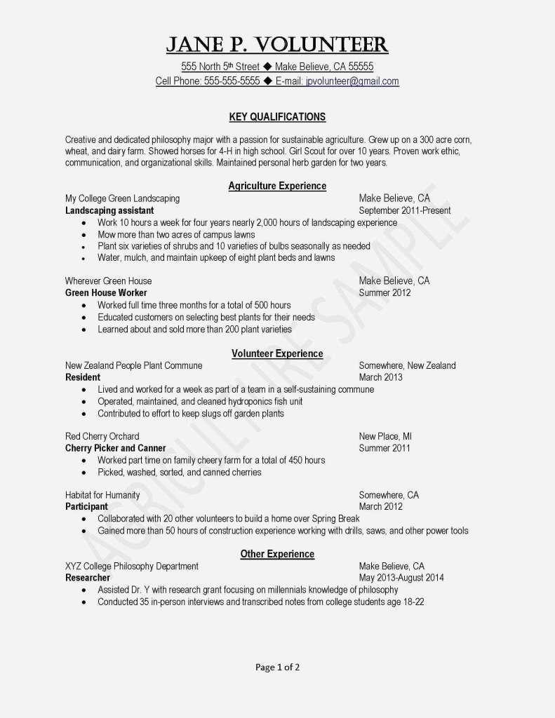25 Fresh Farmers Garden In 2021 Resume Examples College Resume Template Cover Letter For Resume