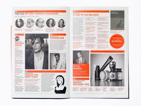 10 Examples Of Great Magazine Design Dizajn Zhurnala Dizajn Gazety