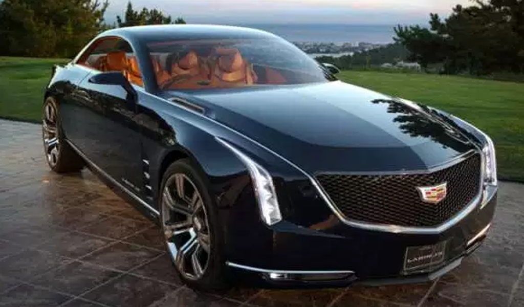 The 2019 Cadillac Eldorado Is Certainly Based On The