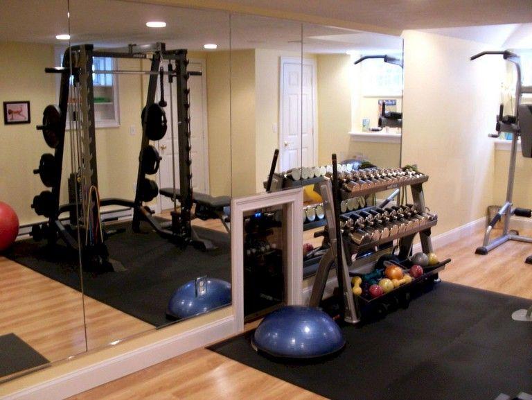 50 Cold Home Gym Ideas Decoration On A Budget For Small Room Small Home Gyms Home Gym Decor Outdoor Interior Design