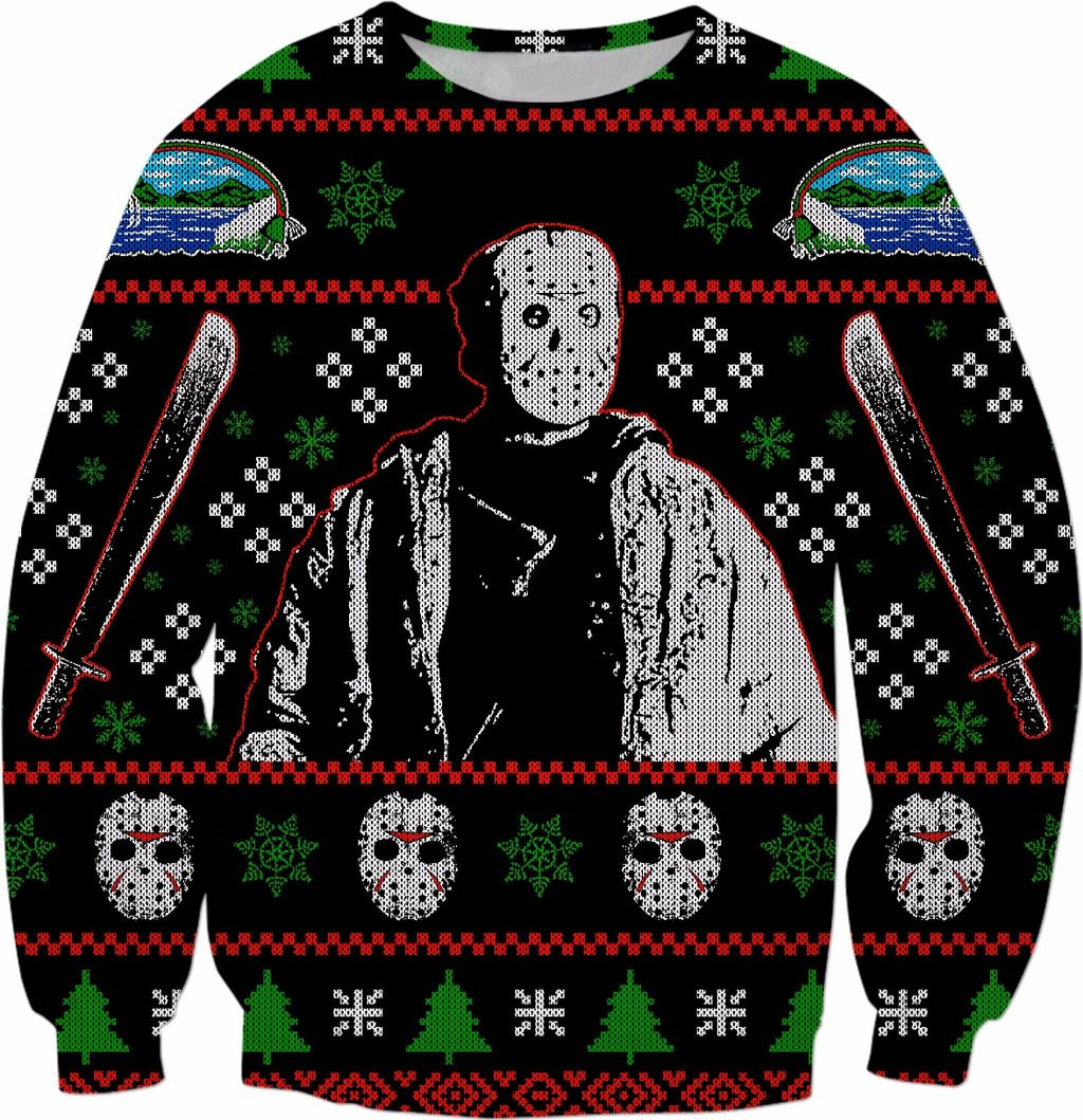 Xmas by the Lake Christmas sweaters, Sweaters, Halloween