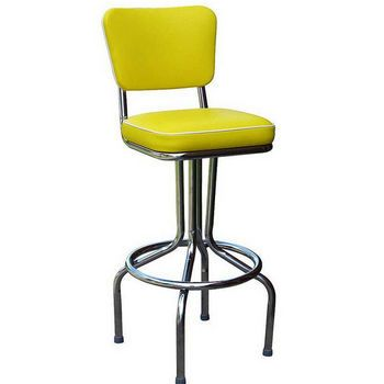 Surprising Richardson Retro Counter Stools Rn 1640 1950S Kitchen Pdpeps Interior Chair Design Pdpepsorg