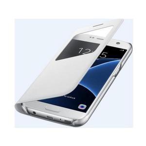 SAMSUNG Flipcover S View S7 G930 weiß