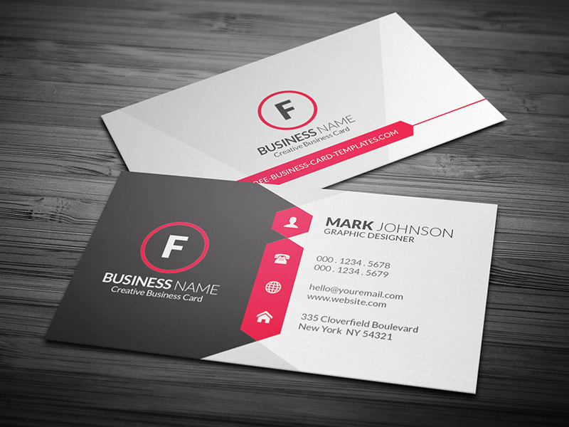 25 New Professional Business Card Templates Print Ready Design Design Graphic Design Junction Business Cards Creative Graphic Design Business Card Business Card Design