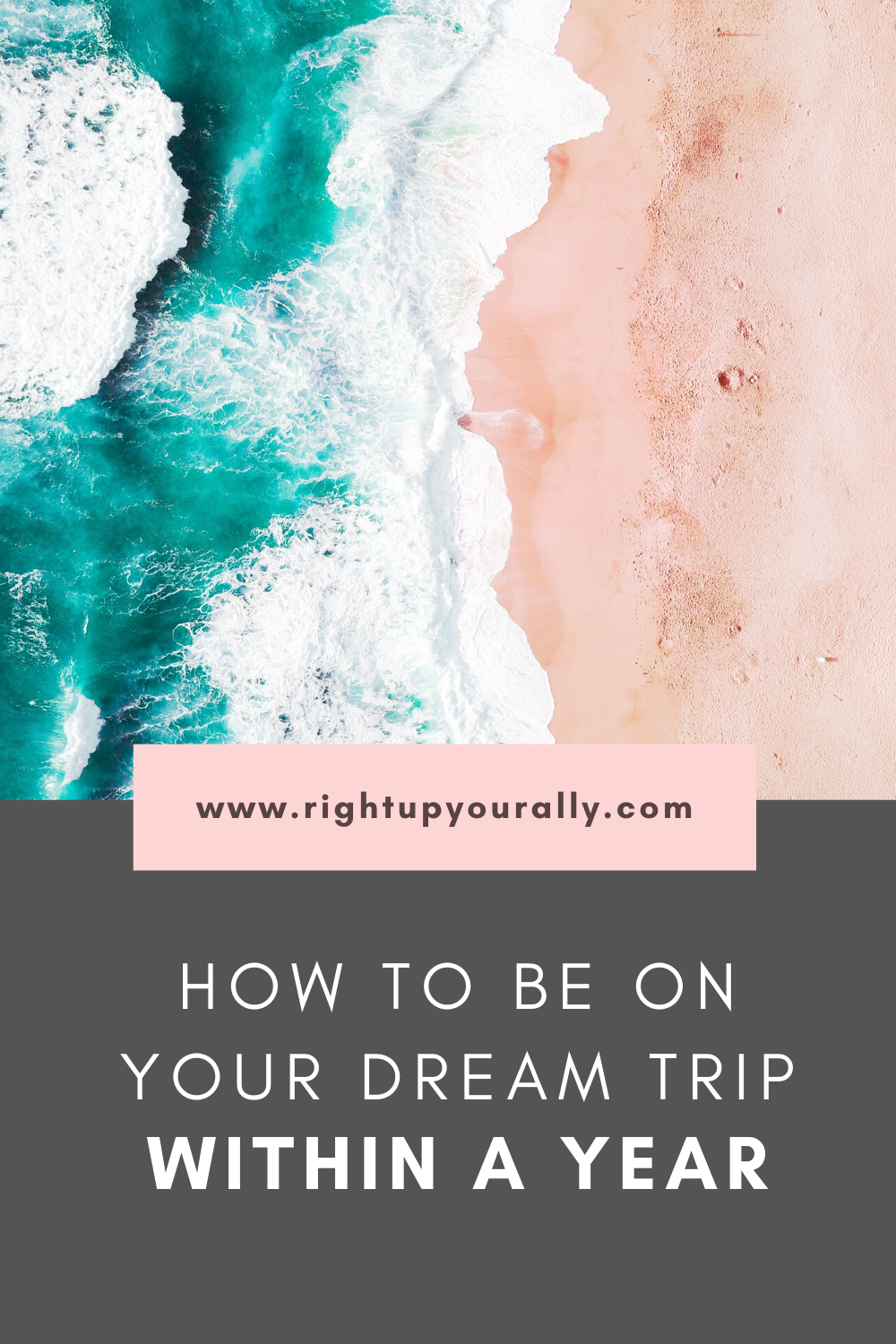 I use one simple trick to go on more vacations, and still save money for other things I'm interested in. You don't want to miss this! #travel #travelinspo #dreamvacation #vacation #savemoney #moneysavingtips