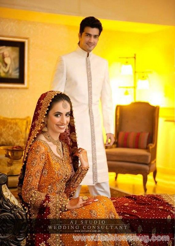 Javed Sheikh S Son Shehzad Wedding Photos
