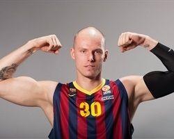 Captivating Maciej Lampe #Barcelona #ACB