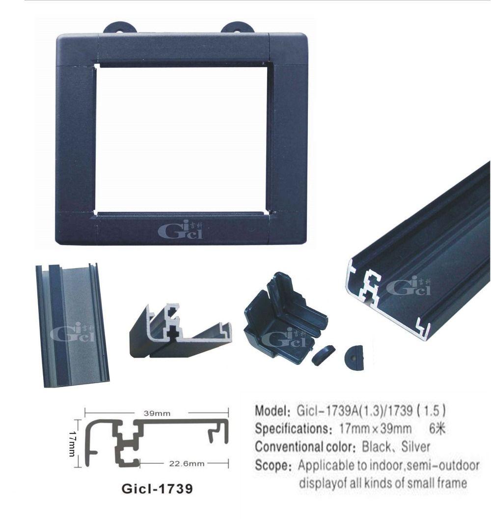 1 M Pcs Model1739 Led Display Profiles Framework Border Color Changing Light Circuit Board Buy Boardsled Material For Indoor Outdoor