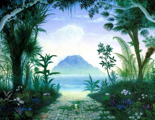 Jeweled Path, Gilbert Williams