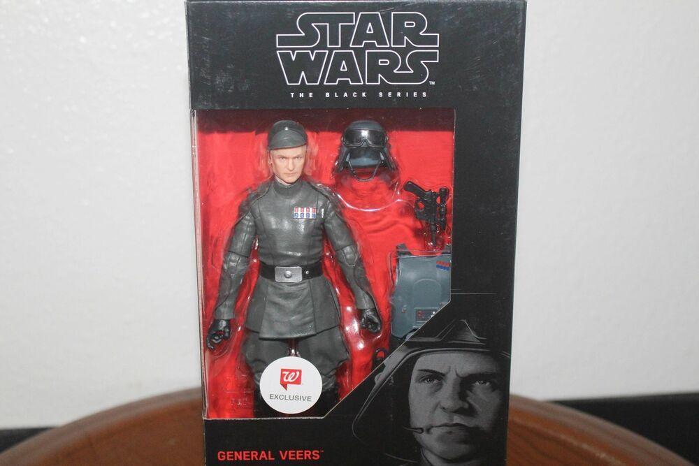 """Star Wars Black Series 6/"""" Général Veers WALGREENS Exclusive Imperial Figure"""