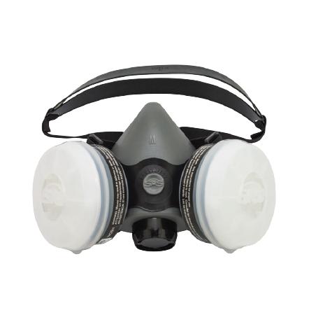 Respirador APR Media Máscara BreatheMate SAS 311  Características  Respirador Media Máscara Marca: SAS Safety Ajuste cómodo y protección superior Construida en material flexible, ligero y ergonómico para reducir la fatiga del usuario. Clasificación APR: Air Purifiying Respirator (Respirador Purificador de Aire) Tipo de respirador especialmente diseñado para limpiar y filtrar gases químicos presentes en el aire al momento de respirar. www.diequinsa.com