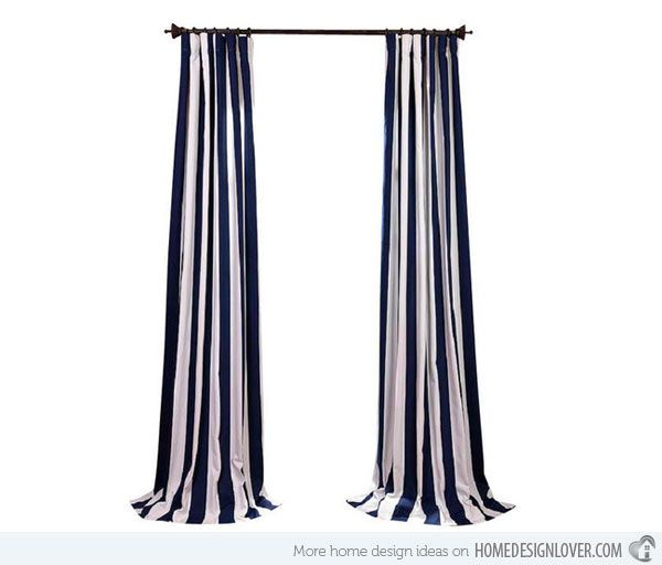15 Concepts of Blue Window Panel Curtains for Decor and ...