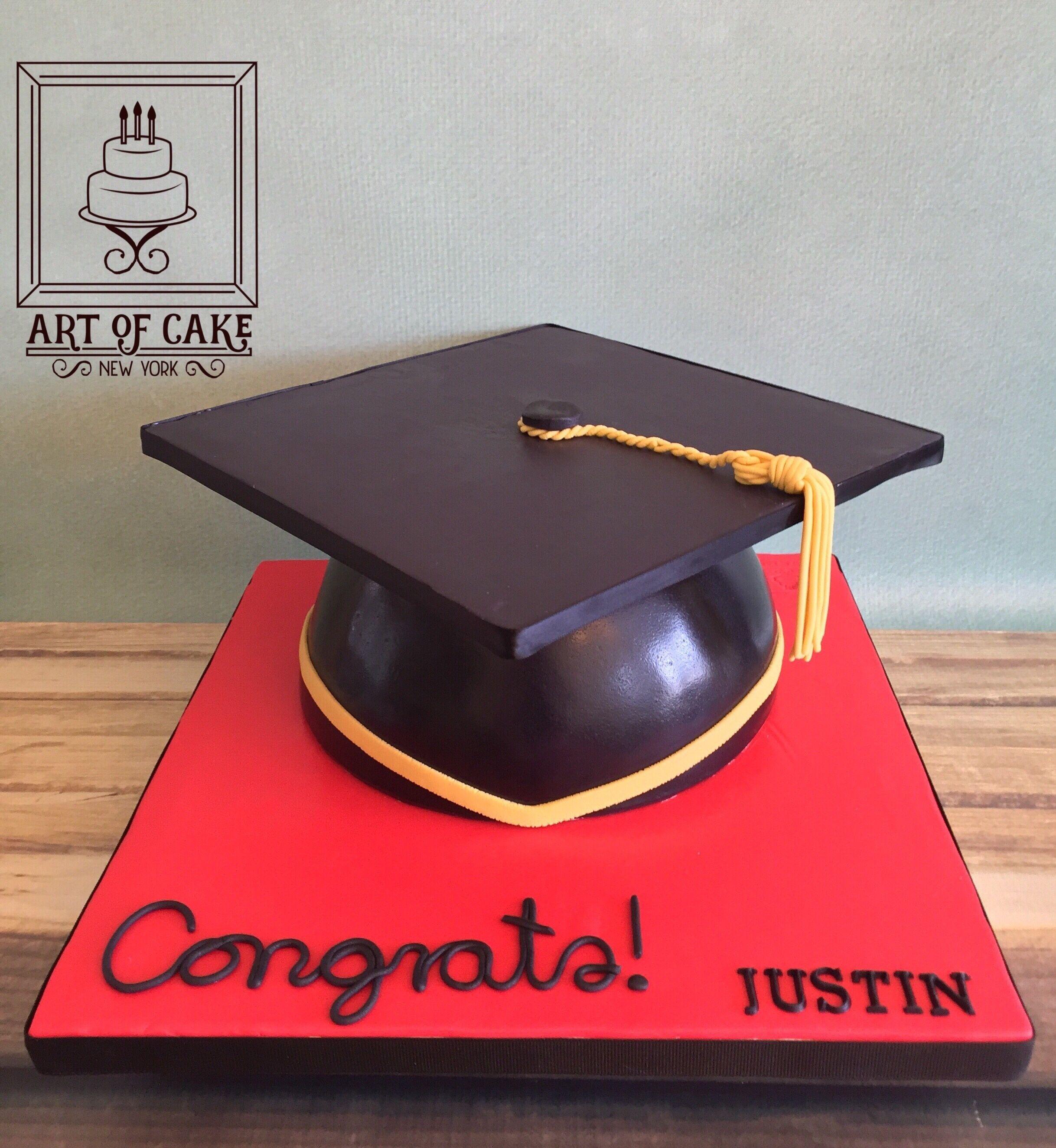 Graduation Cap Cake Graduation Cap Cake Cap Cake Cake Art