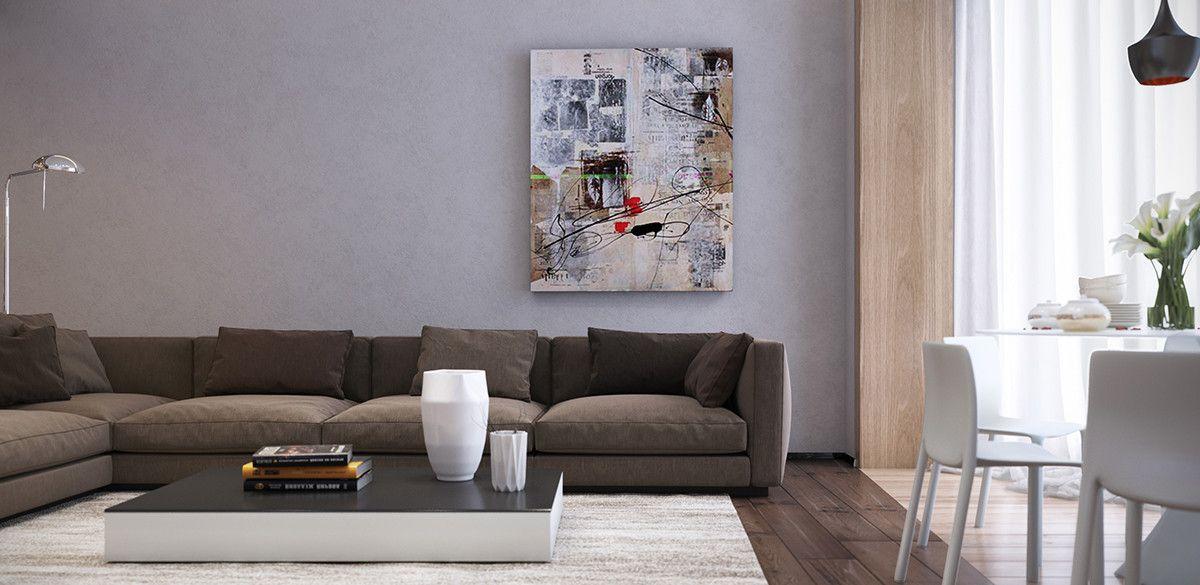 40 Inspirierende Wohnzimmer Wand Kunst Foto Wanddeko Wohnzimmer
