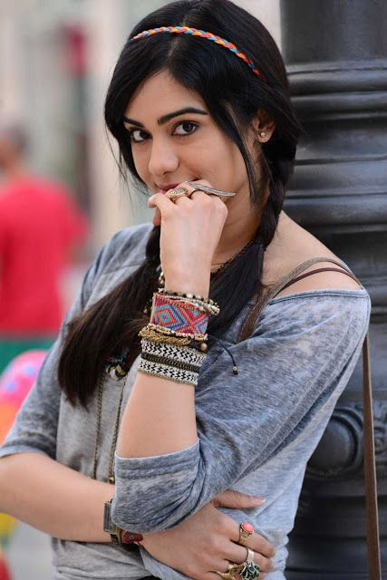 Http Www Galaxypicture Com 2017 01 Adah Sharmahd Wallpapers And Pictures Html Stylish Girl Images Adah Sharma Actress Wallpaper