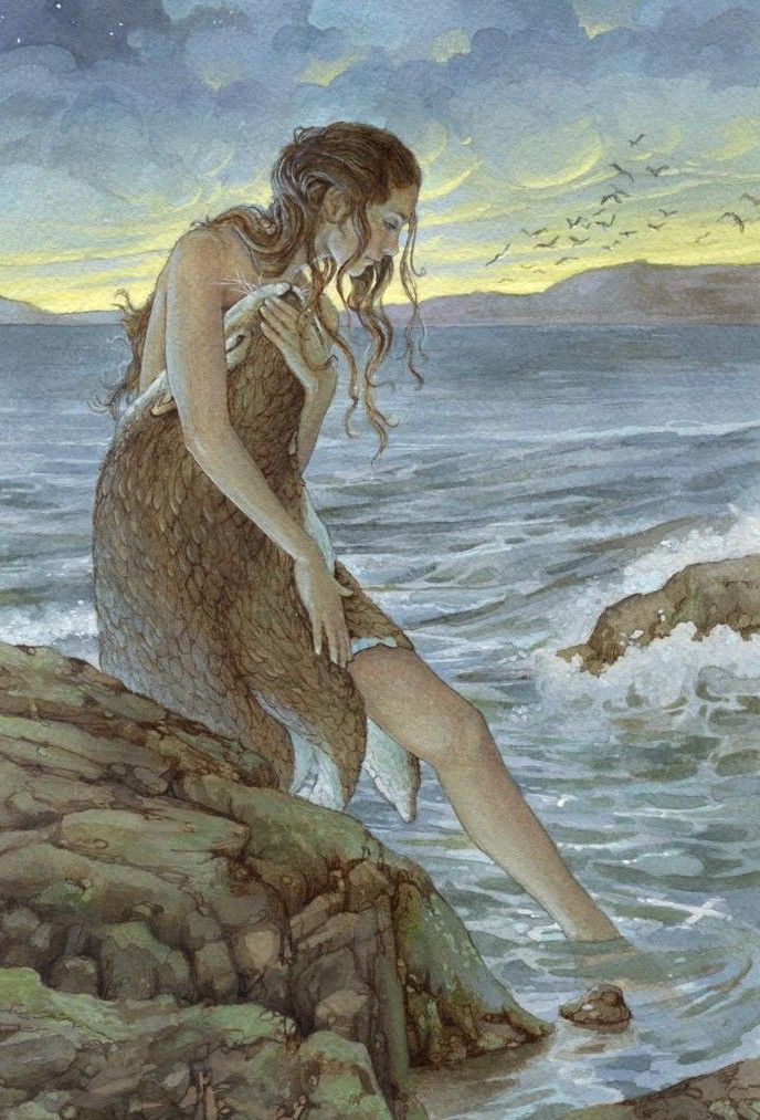 Image result for selkies Pinterest