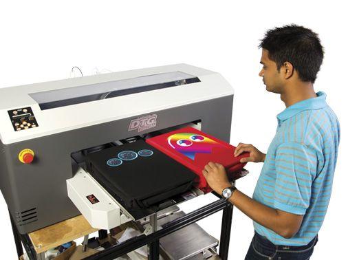 DTG M2 Garment Printer | We purchased this Digital T-Shirt
