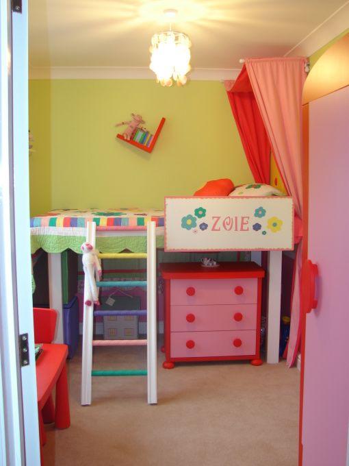 3 yr old girl rooms   year old Shagri-la, My 3 yr old ...
