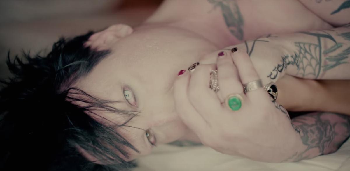 See Marilyn Manson Johnny Depp Dark Foursome Nsfw Kill4me Video