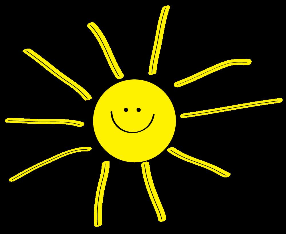 Воскресенье, картинки детские рисунки солнышко