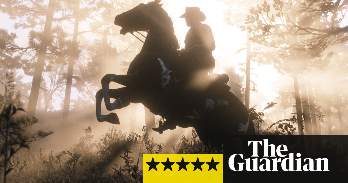 Red Dead Redemption 2 review gripping western is a near