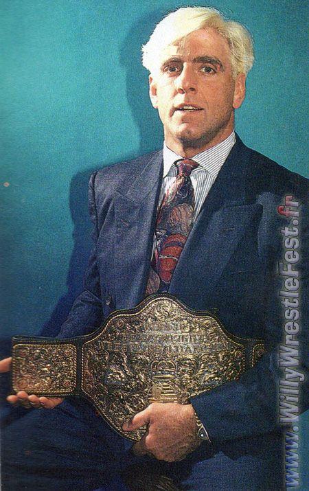 hulk hogan vs butcher starrcade 1994   2ème place au PWI Feud of the Year en 1994 (contre Hulk Hogan)