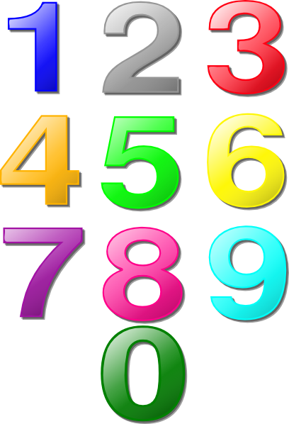 Colorful numbers clip art vector clip art online royalty free colorful numbers clip art vector clip art online royalty free fandeluxe Image collections