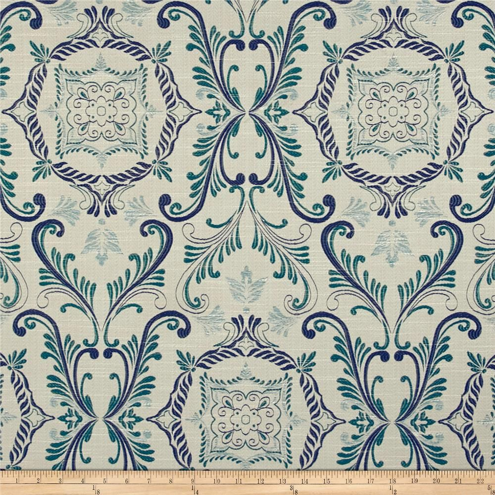 Richloom Strassberg Jacquard Horizon Upholstery fabric