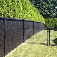 Come To Us For A Chain Link Fence Black Chain Link Fence Chain Link Fence Privacy Chain Link Fence