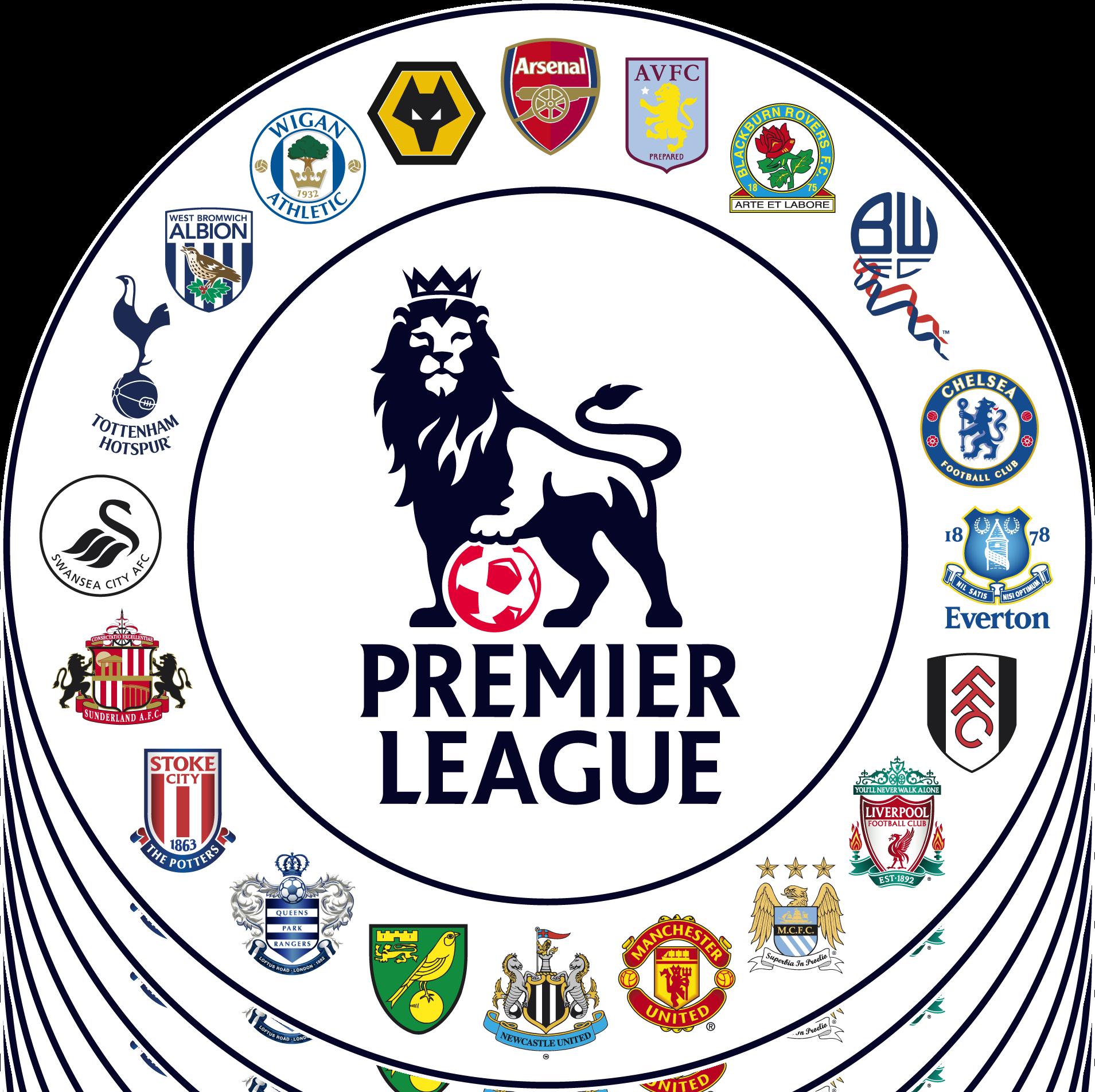 Premier League Logo Premier League Logo Barclay Premier League Premier League Teams
