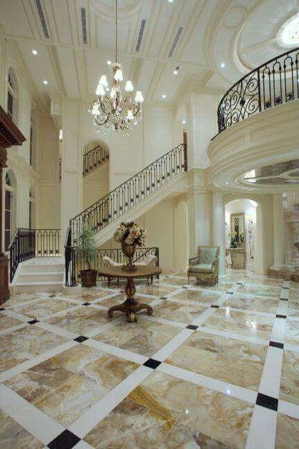 Best Very Nice House Entrance Floor Design Granite Flooring 400 x 300