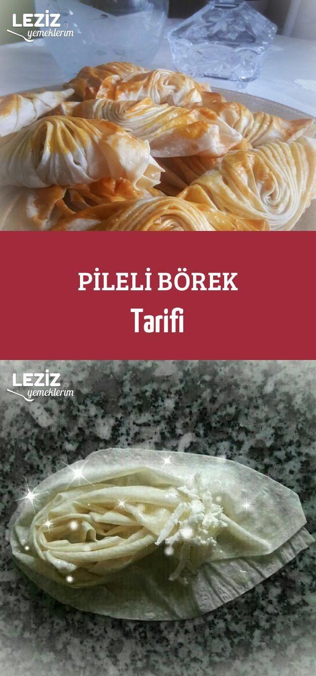 Pileli Börek Tarifi