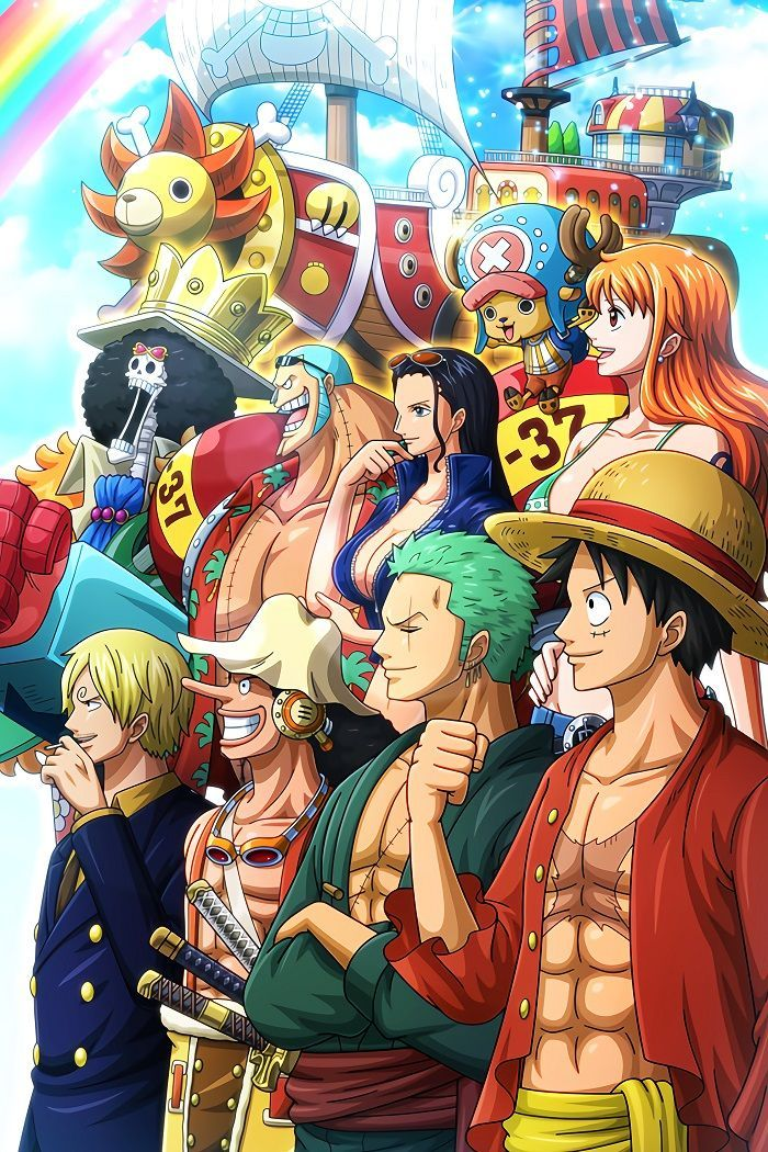 one piece wallpapers personagens