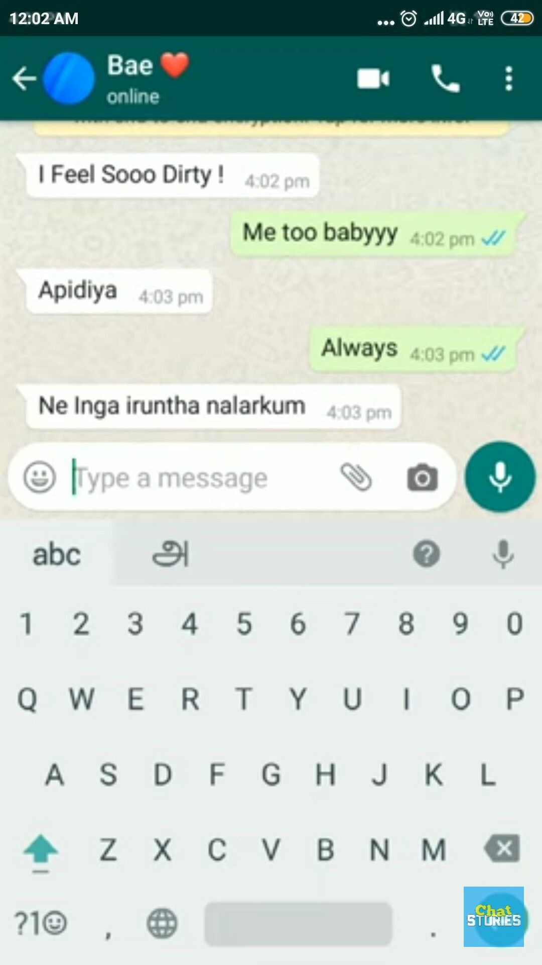 Messages whatsapp sexy 50+ WhatsApp