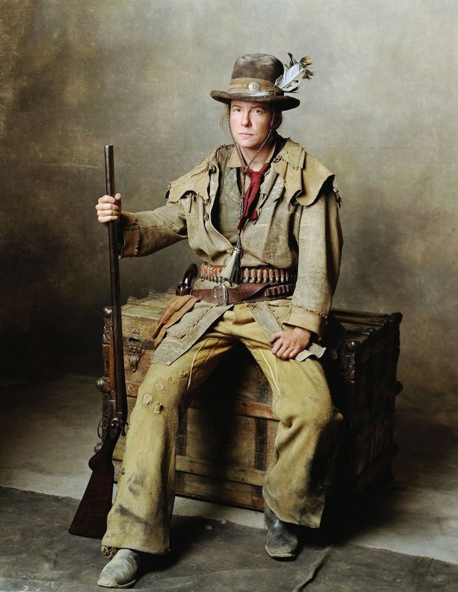 Robin Weigert As Calamity Jane In Hbo S Deadwood With Images
